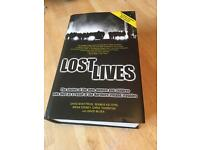 Two LOST LIVES books for sale