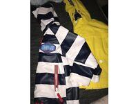 M&S rain jacket's