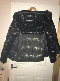 Moncler coat size 4 good condition