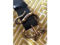 Authentic Gucci Belt £55