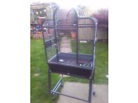 Montana Parrot Cage with Stand