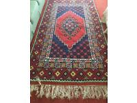 Tunisian wool rug