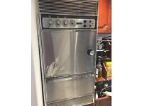 Retro double fitted oven