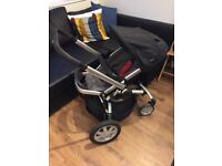 Quinny Buzz Pushchair/Travel System