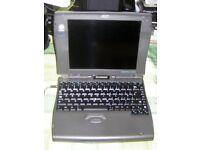 AST Ascentia J Series Classic Laptop Pentium 75