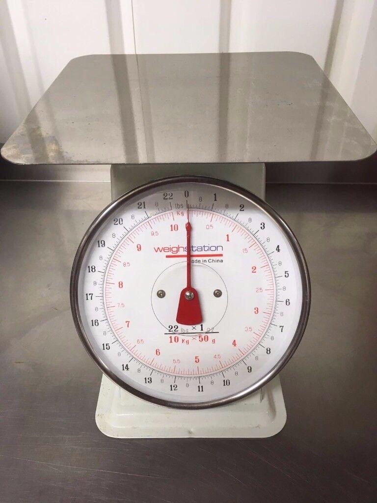 Platform scale - 10 KG