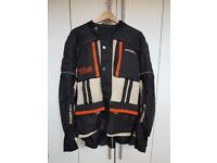Hein Gericke Tuareg Motorbike Jacket & Trousers (with removable insulation)