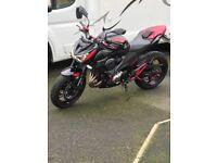 Kawasaki z800 streetfighter naked real head turner may px KTM supermoto 390, 690 smc cheeper bike