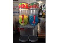Ugolini MT 2 GL Slush Frozen Drinks Machine 2x10 Litres