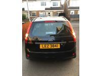 Ford Fiesta 2006 1.25 Petrol