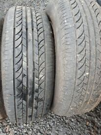 Tyres 195/70/r14