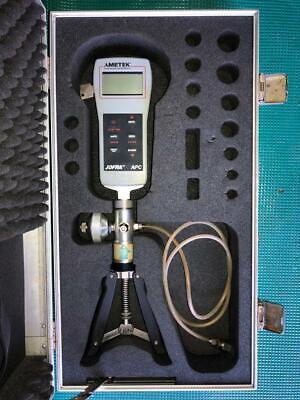 Ametek Jofra Pressure Calibrator Set 35 Bar Pump Apc200 Gauge 15 Bar