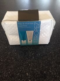 St Tropez Prep & Maintain Essentials Kit BRAND NEW AND SEALED