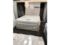 Factory Packed 👌🏽 Double Bed & Mattress 👌🏽 All Sizes In Stock