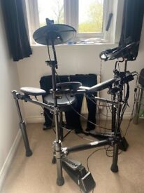 Carlsbro electric drum kit