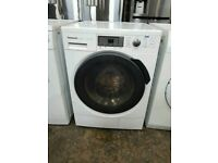 White A+++ Panasonic 10Kg Spin 1400 Washing Machine In Fully Working Order (6 Months Old)
