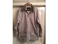 Barbour Jacket Mens Summer Light Weight Size L