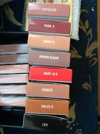 Kylie Jenner matte liquid lipstick and lip liner new