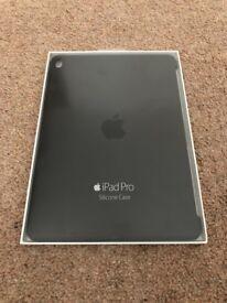 Apple iPad Pro 9.7 Silicone Smart Case Grey