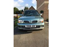 NISSAN MICRA - 1.0L, FANTASTIC CONDITION, IDEAL 1ST CAR, LOW MILEAGE, FULL SERVICE HISTORY