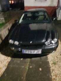 Jaguar X Type 51 Plate 3.0 V6 Type R very reluctant sale , Motd till may 18 excellent condition