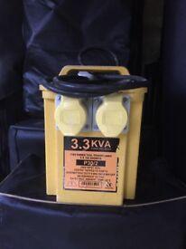 110 volt 3kva transformers