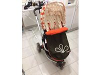 Cosatto Giggle Pushchair with Carrycot