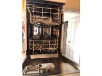 Beko DFS05010W 10 place slimline freestanding dishwasher 39GBP pick up only