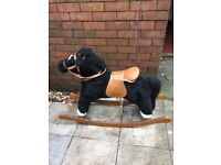 Rocking horse from mama and papas