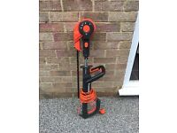 Gardena electric hedge trimmer
