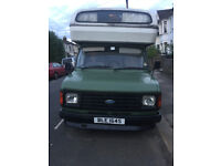 Ford transit mark 2 motor home Plus parts