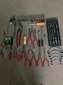 Snap on tools joblot