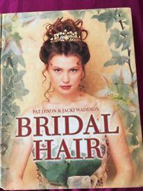 Bridal hair by Jacki wadeson and pat Dickson