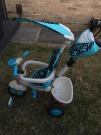 Smart trike used from 6 months +