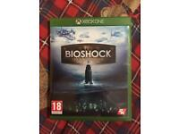 Xbox One Games - Tomb Raider & Bioshock