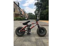 Rocker Mini BMX - ideal 4 years to adults mad enough to give it a go!