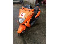 Honda Pantheon 125 moped