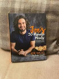 Joe Wick's Cookbook