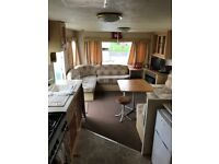 3 bed static at creswell towers Northumberland