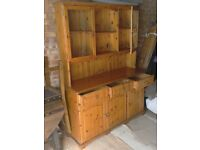 ***SOLID PINE Large French dresser + ( A GIFT ) - LOCAL FREE DELIVERY***