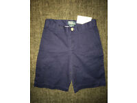 Ralph Lauren Navy Shorts (BNWT)