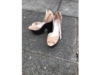 Ladies Top Shop Shoes