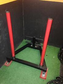 Olympic plate loaded prowler sled - Weights Gym