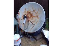 Monterey Satellite Television Motorized