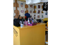T-shirt printing business for sale in Ayr