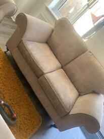 Mink 3 & 2 seater sofa