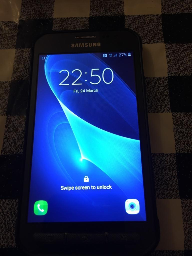 Samsung Galaxy Xcover 3 unlocked100in NewportGumtree - Samsung galaxy xcover 3 unlocked (cost me £15) The phone is dustproof, splashproof, waterproof in grade A condition comes with charger £100