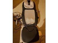 HOMEDICS SBM-500H SHIATSU ONE MASSAGE WITH HEAT Massager seat