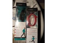 2 wristband fit bit flex only wristband in box 2 for sale