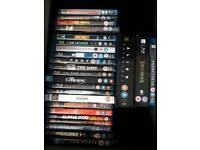 Large selection or Bluray DVDs Boxsets